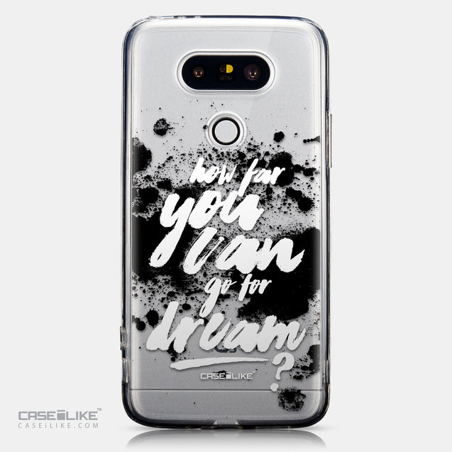 CASEiLIKE LG G5 back cover Quote 2413