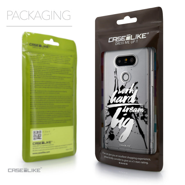 Packaging - CASEiLIKE LG G5 back cover Quote 2414