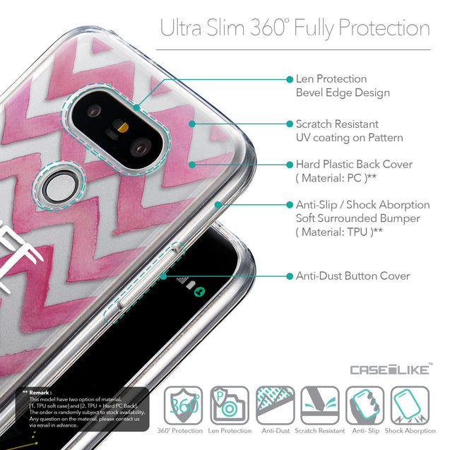 Details in English - CASEiLIKE LG G5 back cover Quote 2419