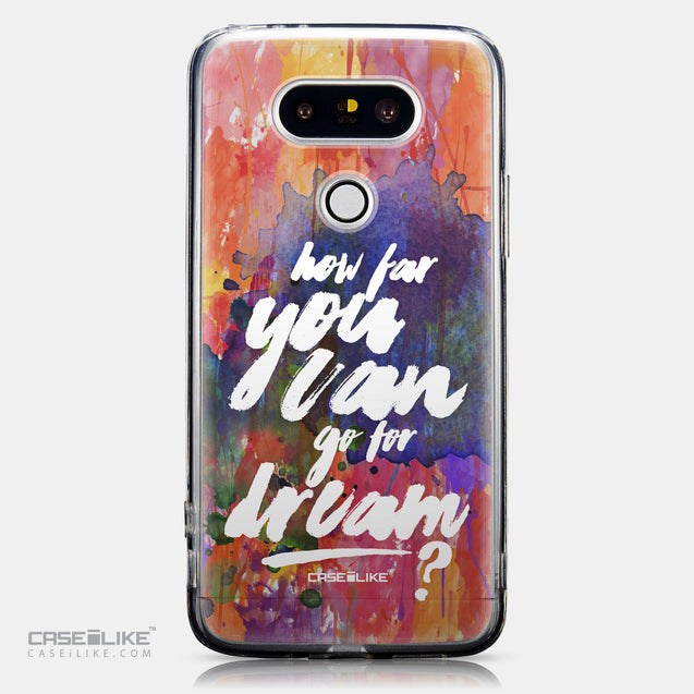 CASEiLIKE LG G5 back cover Quote 2421