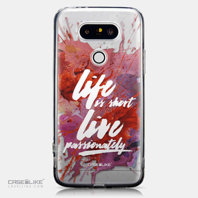 CASEiLIKE LG G5 back cover Quote 2423