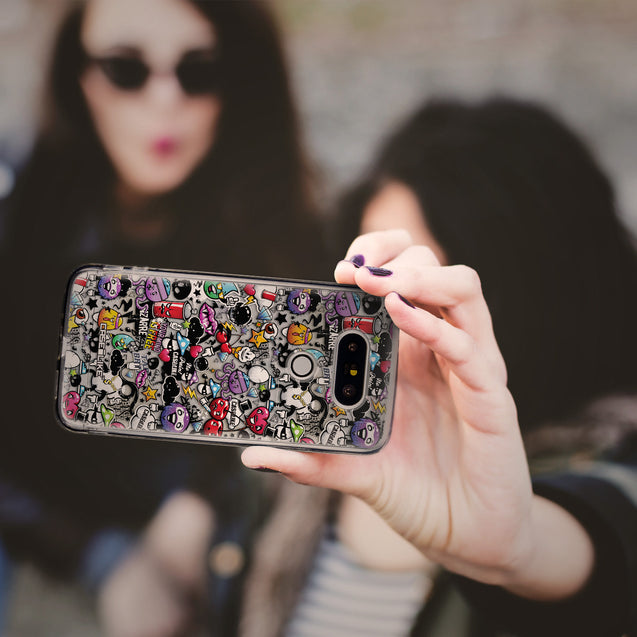 Share - CASEiLIKE LG G5 back cover Graffiti 2703