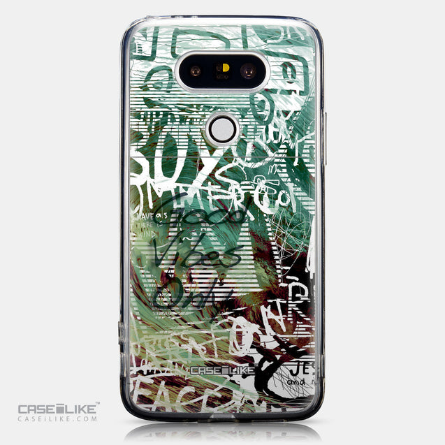 CASEiLIKE LG G5 back cover Graffiti 2728