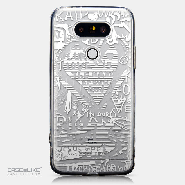 CASEiLIKE LG G5 back cover Graffiti 2730