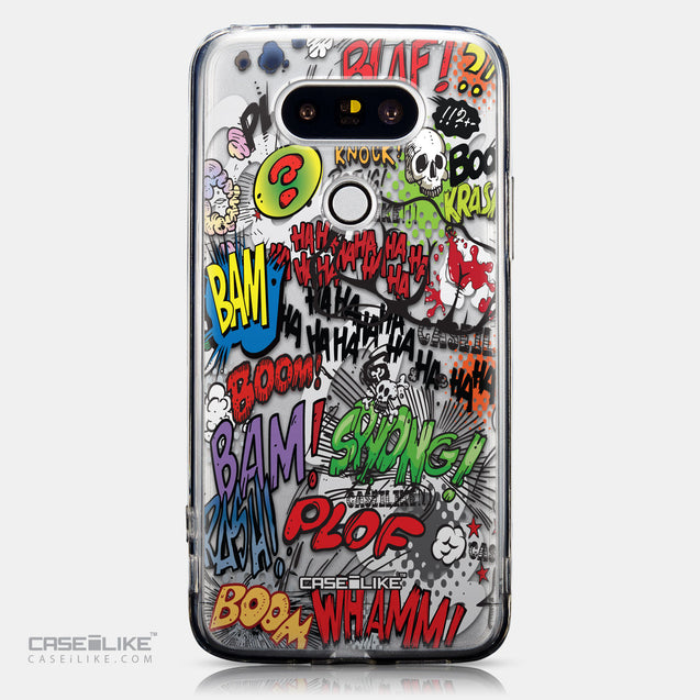 CASEiLIKE LG G5 back cover Comic Captions 2914