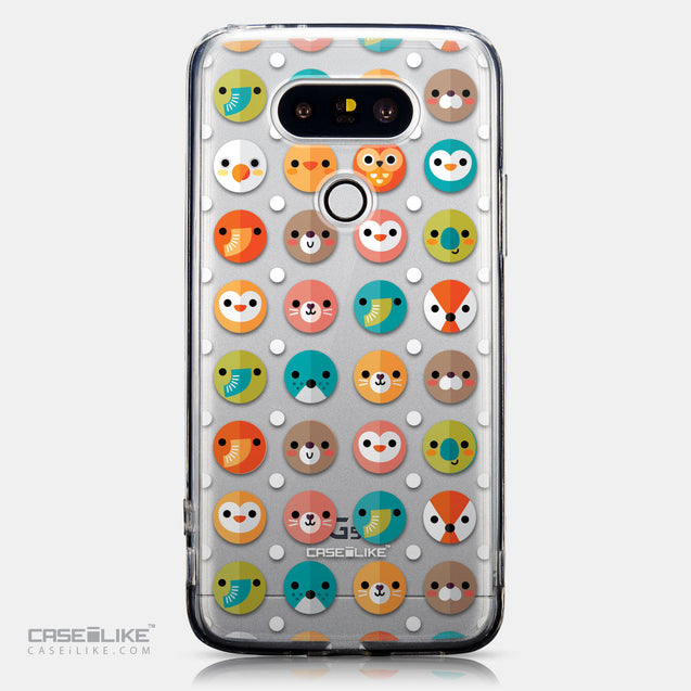 CASEiLIKE LG G5 back cover Animal Cartoon 3638