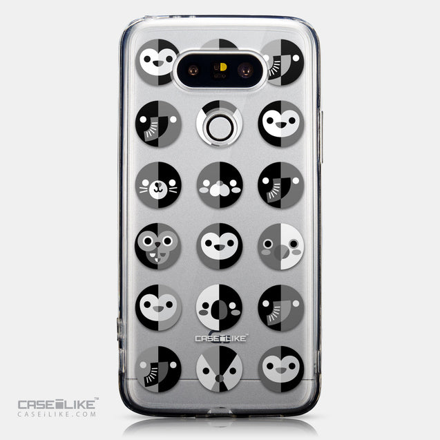 CASEiLIKE LG G5 back cover Animal Cartoon 3639
