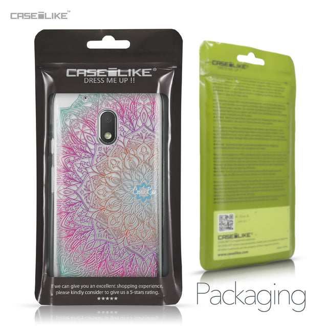 Motorola Moto G4 Play case Mandala Art 2090 Retail Packaging | CASEiLIKE.com
