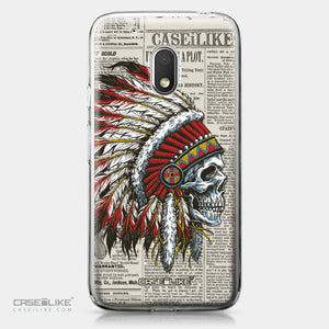 Motorola Moto G4 Play case Art of Skull 2522 | CASEiLIKE.com