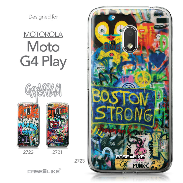 Motorola Moto G4 Play case Graffiti 2723 Collection | CASEiLIKE.com