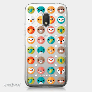 Motorola Moto G4 Play case Animal Cartoon 3638 | CASEiLIKE.com