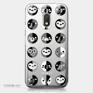 Motorola Moto G4 Play case Animal Cartoon 3639 | CASEiLIKE.com