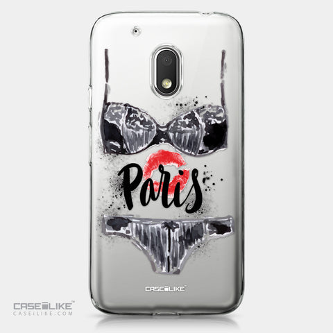 Motorola Moto G4 Play case Paris Holiday 3910 | CASEiLIKE.com