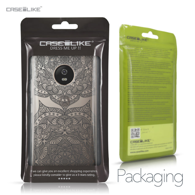 Motorola Moto G5 case Mandala Art 2304 Retail Packaging | CASEiLIKE.com