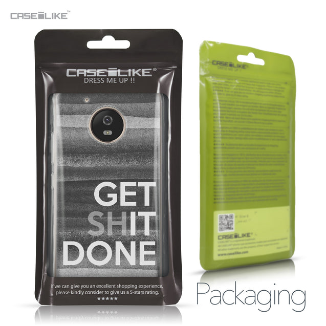 Motorola Moto G5 case Quote 2429 Retail Packaging | CASEiLIKE.com