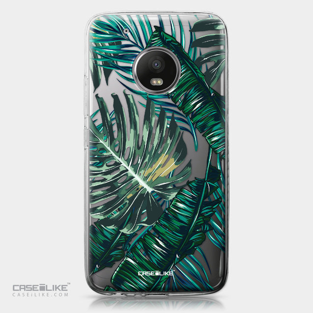 Motorola Moto G5 Plus case Tropical Palm Tree 2238 | CASEiLIKE.com