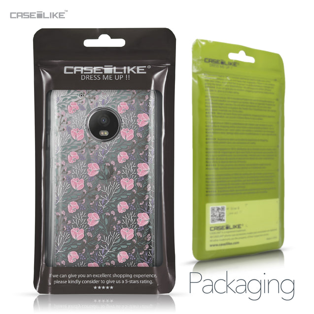 Motorola Moto G5 Plus case Flowers Herbs 2246 Retail Packaging | CASEiLIKE.com