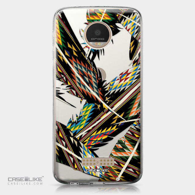 Motorola Moto Z Play case Indian Tribal Theme Pattern 2053 | CASEiLIKE.com