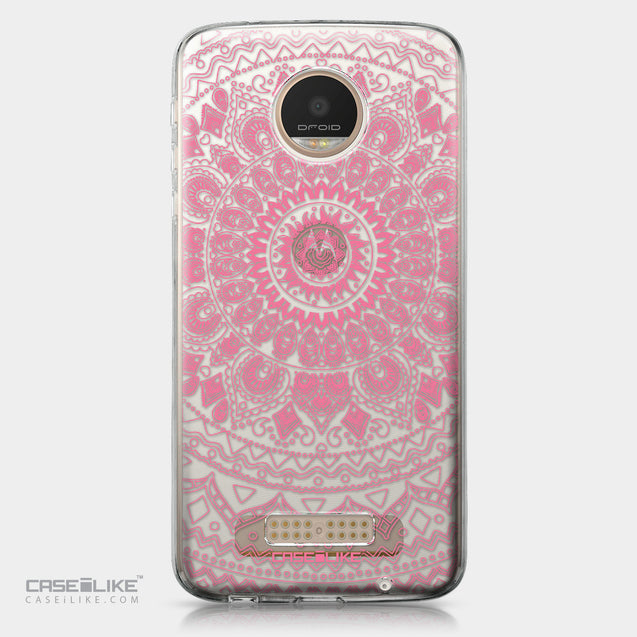 Motorola Moto Z Play case Indian Line Art 2062 | CASEiLIKE.com