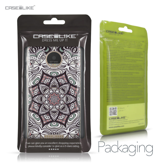 Motorola Moto Z Play case Mandala Art 2095 Retail Packaging | CASEiLIKE.com