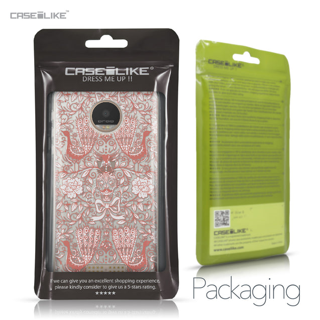 Motorola Moto Z Play case Roses Ornamental Skulls Peacocks 2237 Retail Packaging | CASEiLIKE.com