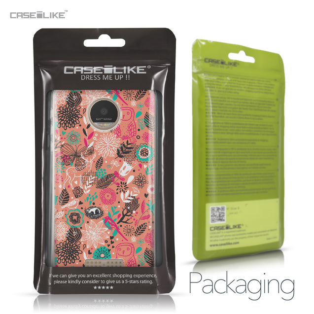 Motorola Moto Z Play case Spring Forest Pink 2242 Retail Packaging | CASEiLIKE.com