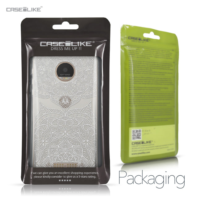 Motorola Moto Z Play case Mandala Art 2303 Retail Packaging | CASEiLIKE.com