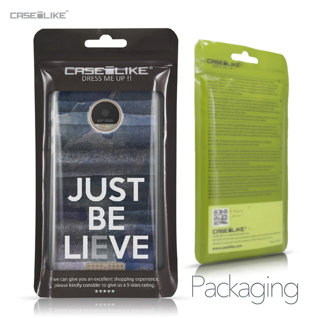 Motorola Moto Z Play case Quote 2430 Retail Packaging | CASEiLIKE.com