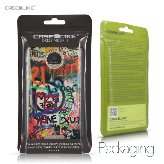 Motorola Moto Z Play case Graffiti 2721 Retail Packaging | CASEiLIKE.com