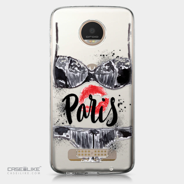 Motorola Moto Z Play case Paris Holiday 3910 | CASEiLIKE.com