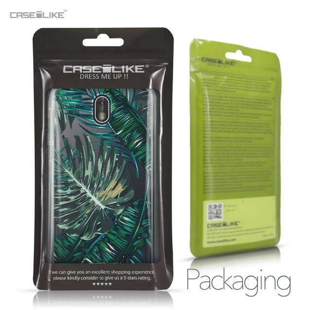 Nokia 1 case Tropical Palm Tree 2238 Retail Packaging | CASEiLIKE.com
