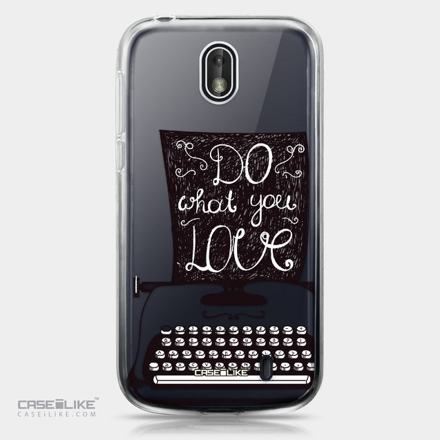 Nokia 1 case Quote 2400 | CASEiLIKE.com
