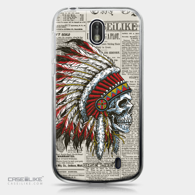 Nokia 1 case Art of Skull 2522 | CASEiLIKE.com