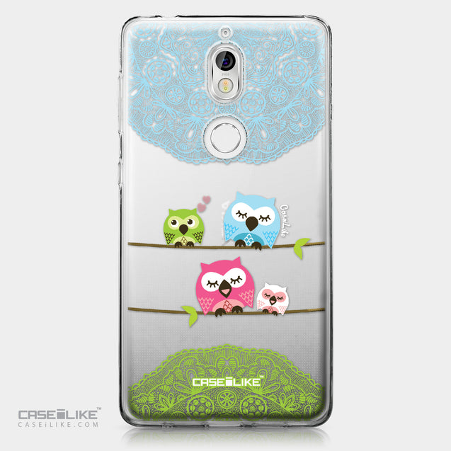 Nokia 7 case Owl Graphic Design 3318 | CASEiLIKE.com