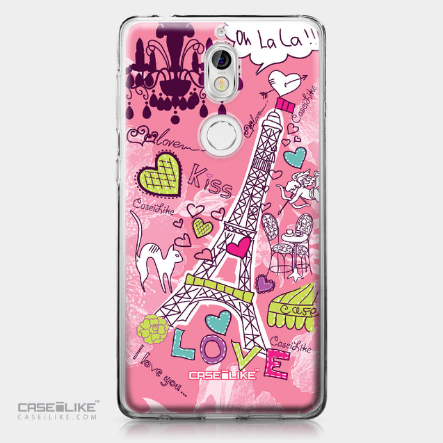 Nokia 7 case Paris Holiday 3905 | CASEiLIKE.com