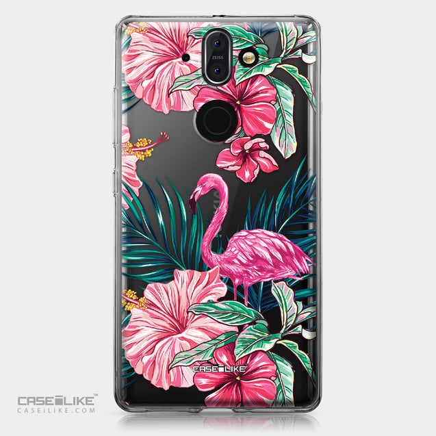 Nokia 9 case Tropical Flamingo 2239 | CASEiLIKE.com