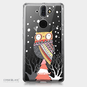 Nokia 9 case Owl Graphic Design 3317 | CASEiLIKE.com