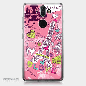 Nokia 9 case Paris Holiday 3905 | CASEiLIKE.com