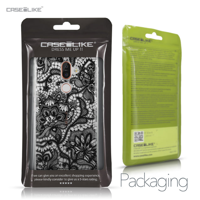 Nokia 7 Plus case Lace 2037 Retail Packaging | CASEiLIKE.com
