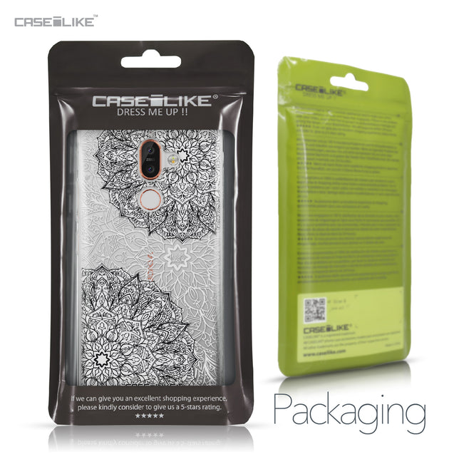 Nokia 7 Plus case Mandala Art 2093 Retail Packaging | CASEiLIKE.com