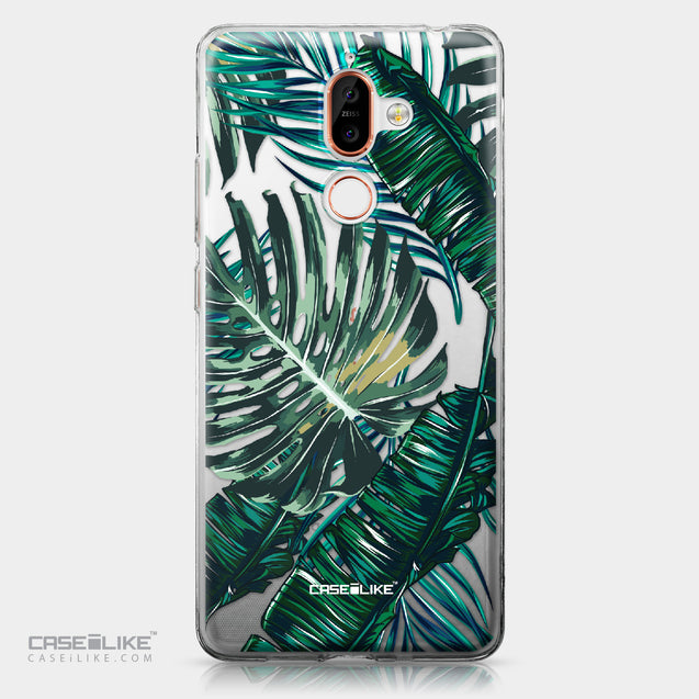 Nokia 7 Plus case Tropical Palm Tree 2238 | CASEiLIKE.com