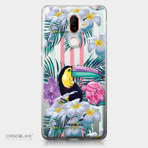 Nokia 7 Plus case Tropical Floral 2240 | CASEiLIKE.com