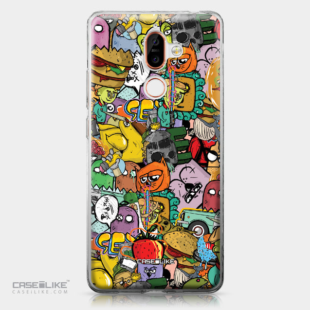 Nokia 7 Plus case Graffiti 2731 | CASEiLIKE.com