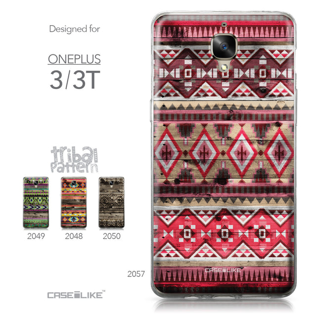 OnePlus 3/3T case Indian Tribal Theme Pattern 2057 Collection | CASEiLIKE.com