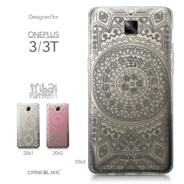 OnePlus 3/3T case Indian Line Art 2063 Collection | CASEiLIKE.com