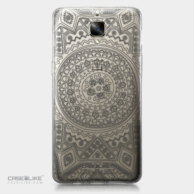 OnePlus 3/3T case Indian Line Art 2063 | CASEiLIKE.com