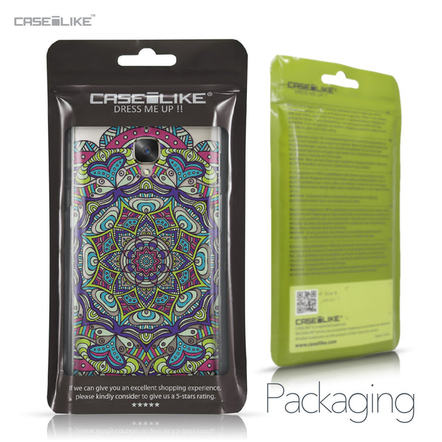 OnePlus 3/3T case Mandala Art 2094 Retail Packaging | CASEiLIKE.com
