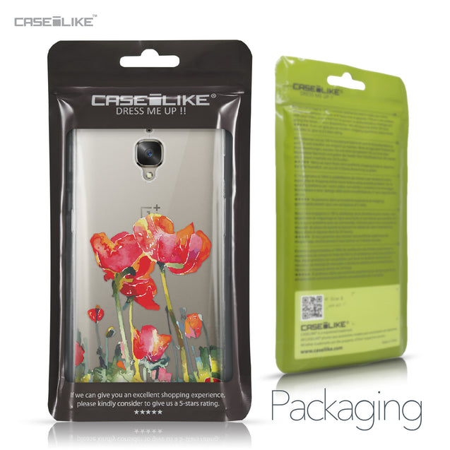 OnePlus 3/3T case Watercolor Floral 2230 Retail Packaging | CASEiLIKE.com