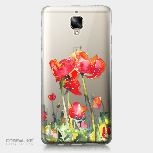 OnePlus 3/3T case Watercolor Floral 2230 | CASEiLIKE.com