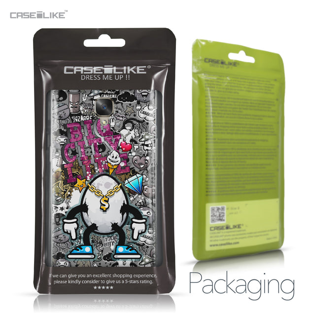 OnePlus 3/3T case Graffiti 2704 Retail Packaging | CASEiLIKE.com